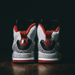 Jordan Spizike Wolf/Grey