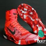 Nike Kobe 9 Elite Christmas