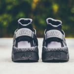 Nike Air Huarache Run PRM - Black/Reflect