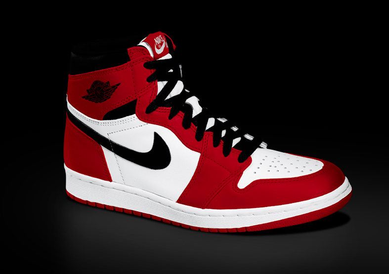 Air Jordan 1 Retro High OG Bulls