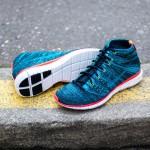 Nike Free Flyknit Chukka dark/obsidian/blue