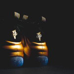 "Nike Air Foamposite One ""Metallic Gold"""