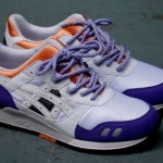 Asics Gel Lyte III OG White/Purple