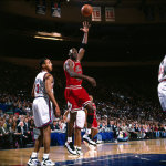 Michael Jordan vs. Knicks