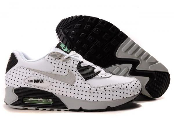 Nike_Air_Max_90_Premium_Square_Polka_Dot_White_Sale_UK_10
