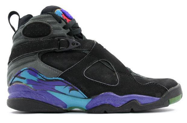 Air Jordan 8 Retro Aqua