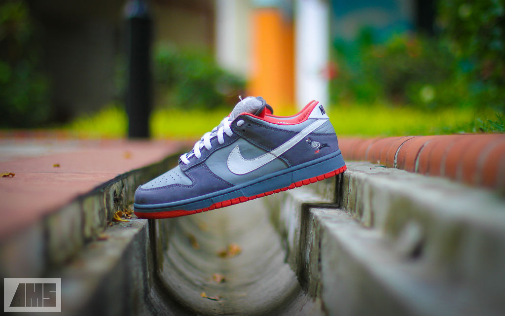 "Nike Dunk Low SB ""Pigeon"""